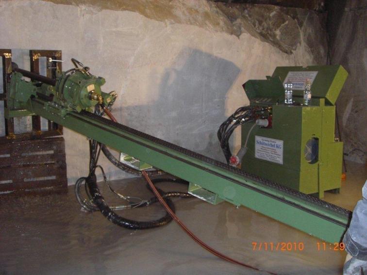 Sondermaschinenbau Maschinenbau Bohrausrüstung Pressiometer Schützeichel