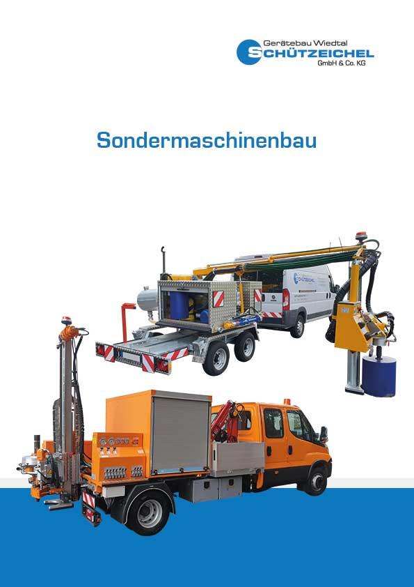 Gerätebau Wiedtal Schützeichel Sondermaschinenbau